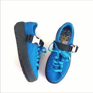 Puma Trace buckle sneaker